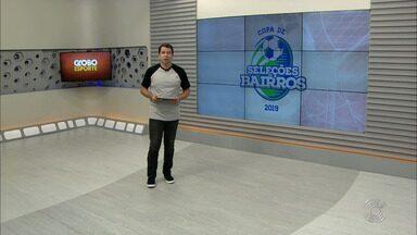 Assista a íntegra do Globo Esporte deste sábado (19.10.19) - Kako Marques traz todas as notícias do esporte da Paraíba
