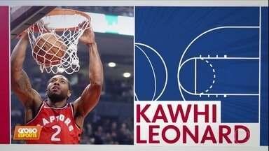 Conheça o astro da NBA Kawhi Leonard - Conheça o astro da NBA Kawhi Leonard