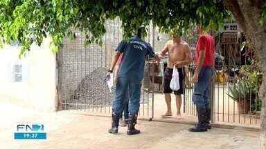 Grupo de bombeiros civis realizam a campanha 'Natal Solidário' - Doações de brinquedos e de alimentos podem ser realizadas.