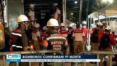 Encontrado corpo da síndica do edifício Andrea - Saiba mais no g1.com.br/ce