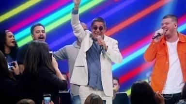 Confira os bastidores do programa especial sobre Zeca Pagodinho - Artista que participaram da homenagem falam sobre o cantor