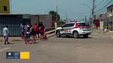 Homem de 32 anos morre a tiros no Recanto das Emas - O crime foi na quadra 509. A polícia investiga o caso.