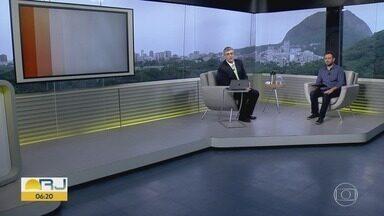Bom dia Rio - Edição de segunda-feira, 21/10/2019 - As primeiras notícias do Rio de Janeiro, apresentadas por Flávio Fachel, com prestação de serviço, boletins de trânsito e previsão do tempo.