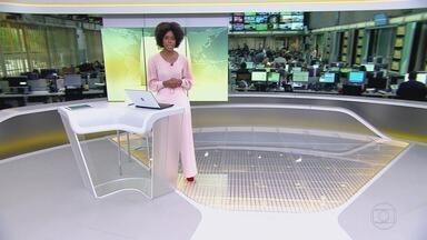 Jornal Hoje - íntegra 21/10/2019 - Os destaques do dia no Brasil e no mundo, com apresentação de Maria Júlia Coutinho.