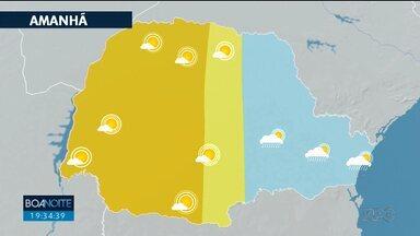 Semana começou gelada mas tempo melhora nos próximos dias - Tempo quente e seco a partir de quinta-feira.