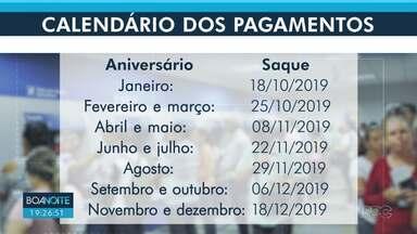 Caixa antecipa liberação dos 500 reais do FGTS - Todos os trabalhadores irão receber os valores de saldo em contas ativas e inativas ainda em 2019