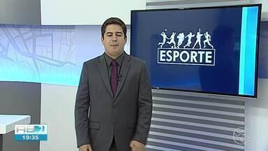 Porto perde de virada para time do Vera Cruz - Partida aconteceu nesta segunda-feira (21) em Caruaru.