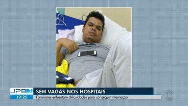 Familiares reclamam de falta de vagas em hospitais de Campina Grande - Em um dos casos, uma mãe tá sem saber o que fazer com um filho que tá com suspeita de leucemia e não consegue atendimento especializado.