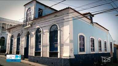 Debate trata da reforma do casarão onde foi escrito 'O Mulato' de Aluísio de Azevedo - Casarão fica em uma área de preservação e quase virou estacionamento anos atrás.
