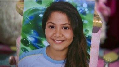 Um dos acusados de matar Vitória Gabrielly, de 12 anos, é condenado a 34 anos de prisão - O crime foi em 2018 no interior de São Paulo. A menina saiu para passear de patins e foi encontrada morta dias depois.