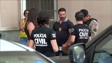 Polícia procura por jovem que atirou contra a namorada em Minas Gerais - A principal suspeita levantada pela polícia é de tentativa de feminicídio.