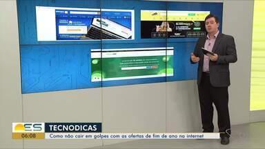 Tecnodicas: como não cair em golpes com as ofertas de fim de ano na internet - Golpe do boleto volta a aparecer no Brasil.