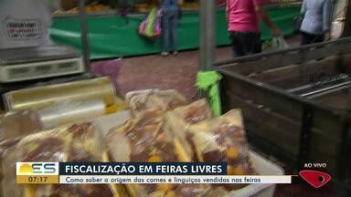 Entenda como saber a origem das carnes e linguiças vendidas nas feiras - No final de semana, uma família foi presa suspeita de matar e vender carne de cachorro e gato em feiras.