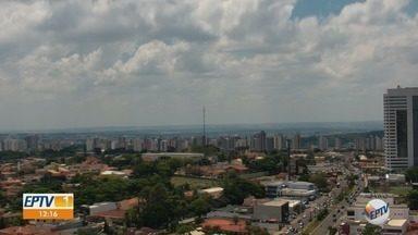 Confira a previsão do tempo para esta quarta-feira (23) na região de Ribeirão Preto - Temperatura chega aos 32° C.