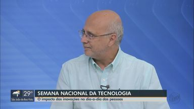 Especialista explica o impacto das inovações no dia-a-dia das pessoas - Professor do Instituto de Física da Universidade de São Paulo (USP), Vanderlei Bagnato, enfatiza a importância de aproximar a ciência e a população.