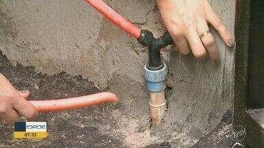Vigilância fecha poço de água e famílias ficam sem abastecimento em Barrinha - Cidade fica a 40 km de Ribeirão Preto (SP).