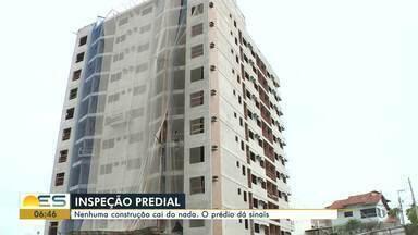 Após desabamento em Fortaleza, aumenta a preocupação com prédios antigos - Alguns edifícios estão em situação precária.