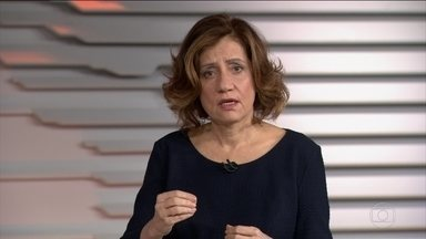 Miriam Leitão: governo foi absolutamente omisso, demorou demais e a tragédia aumentou - A jornalista Miriam Leitão comenta a posição do governo em relação às manchas de óleo nas praias do Nordeste.