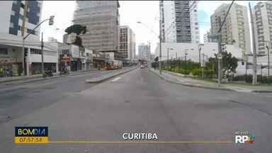 Telespectador reclama de asfalto na Avenida República Argentina - Está programada uma obra para recuperação de trechos da avenida.