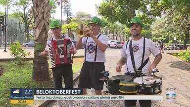 SEXTOUBDMG: Beloktoberfest traz cultura alemã para BH - Festa vai ter música, comidas típicas, dança e concurso de chopp no metro.