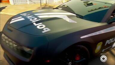 Lei autoriza que bens apreendidos sejam utilizados em favor da polícia - Assista ao vídeo.