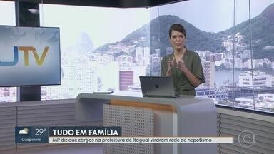 RJ1 - Íntegra 25/10/2019 - O telejornal, apresentado por Mariana Gross, exibe as principais notícias do Rio, com prestação de serviço e previsão do tempo.