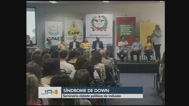 Chapecó sedia 3º Seminário Regional sobre Síndrome de Down - undefined