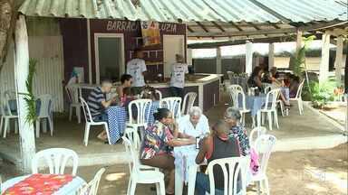 Os 50 anos da Festa da Juçara - No Parque da Juçara, em São Luís, natureza, tradição e sabores fazem parte da festa que é patrimônio do bairro Maracanã.