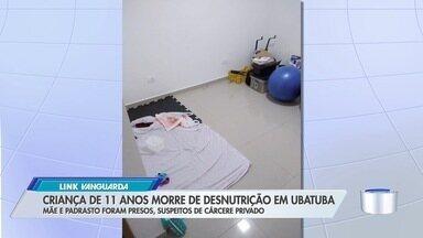 Menina de 11 anos castigada com jejum morre por desnutrição, diz polícia - Confira a reportagem.