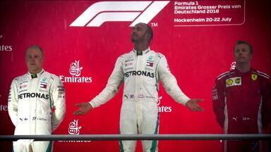 GP do México pode determinar o hexacampeonato de Hamilton na Fórmula 1 - GP do México pode determinar o hexacampeonato de Hamilton na Fórmula 1