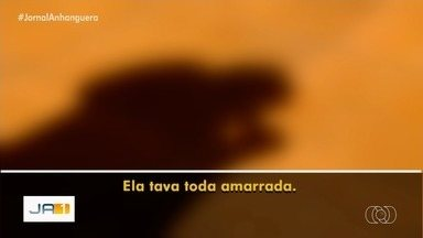 Mulher conta como ajudou irmãs que foram estupradas em Rio Verde - Ela prestou socorro às crianças de 11 e 12 anos que foram abandonadas perto de escola.