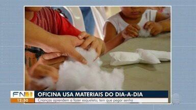 Confira as atrações da agenda cultural para este domingo no Oeste Paulista - Presidente Prudente tem espetáculo e oficina para crianças.