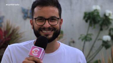George Sants apresenta mais um talento de Sergipe no 'Vozes Sergipanas' - O cantor apresentou o trabalho de Rakavi, um rapper sergipano que movimenta a cena do segmento no estado.