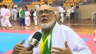 Campeonato Internacional de Karatê em Porto Velho - Competição reuniu mais de 300 karatecas