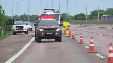 Madrugada e manhã de quarta-feira (30) é marcada pelos acidentes em Porto Alegre - Confira alguns destes acidentes.