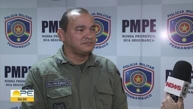 Enem 2019: segurança conta com 1.470 PMs por dia em Pernambuco - Informações foram repassadas, nesta quarta-feira (30), em coletiva na sede da Polícia Militar, no Recife. No estado, 275.327 candidatos farão os testes, nos dias 3 e 10 de novembro.