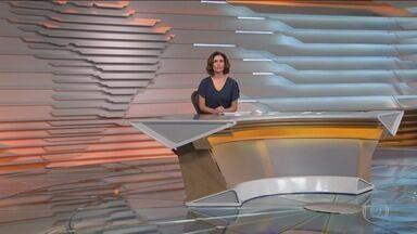 Bom dia Brasil - Edição de quinta-feira, 31/10/2019 - O telejornal, com apresentação de Chico Pinheiro e Ana Paula Araújo, exibe as primeiras notícias do dia no Brasil e no mundo e repercute os fatos mais relevantes.