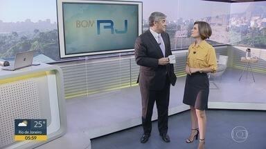 Bom dia Rio - Edição de quinta-feira, 31/10/2019 - As primeiras notícias do Rio de Janeiro, apresentadas por Flávio Fachel, com prestação de serviço, boletins de trânsito e previsão do tempo.