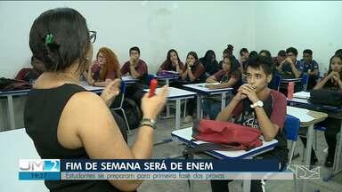 Quase 220 mil pessoas se candidataram para o ENEM no Maranhão - A primeira parte da prova será no domingo (3).