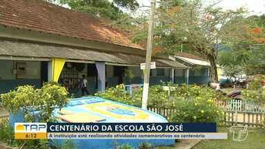 Centenário da escola São José no Planalto santareno reúne atividades comemorativas - Instituição completou 100 anos no mês de outubro.
