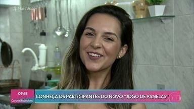 Jogo de Panelas Cabo Frio: Gracielle - Maquiadora aprendeu a cozinhar observando a tia boleira