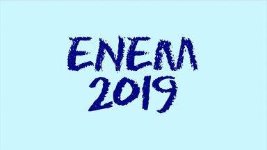 Professora tira dúvidas de participantes do Enem 2019 sobre gramática - Professora tira dúvidas de participantes do Enem 2019 sobre gramática