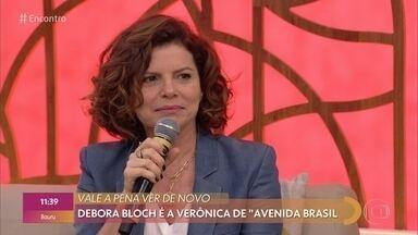 Debora Bloch fala sobre a Verônica de 'Avenida Brasil' - undefined