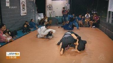 Corrente do Bem: Conheça o projeto 'Molekada' - Aulas de jiu-jitsu gratuitas tem mudado a vida de crianças e adolescentes.