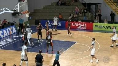 Depois de três derrotas seguidas, Bauru Basket vence partida do NBB 12 - Depois de sofrer três derrotas seguidas, o Bauru Basket venceu o Basquete Cearense, jogando em casa. Confira os detalhes.