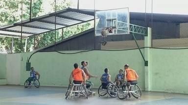 Basquete sobre rodas de Rio Preto vai em busca do bicampeonato estadual - Basquete sobre rodas de Rio Preto vai em busca do bicampeonato estadual.