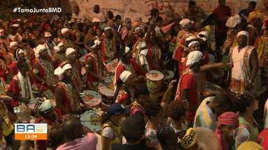 Ilê Aiyê promove show especial para comemorar aniversário de 46 anos - Apresentação do bloco afro acontece nesta sexta-feira (1º), na Senzala do Barro Preto, em Salvador.
