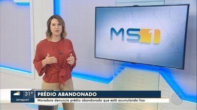 MSTV 1ª Edição Campo Grande - edição de sexta-feira, 01/11/2019 - MSTV 1ª Edição Campo Grande - edição de sexta-feira, 01/11/2019