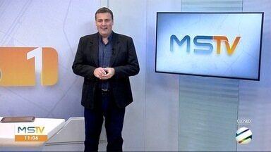 MSTV 1ª Edição Dourados - edição de sexta-feira, 01/11/2019 - MSTV 1ª Edição Dourados - edição de sexta-feira, 01/11/2019