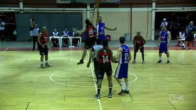 Campeonato Maranhense de Basquete é destaque em São Luís - Time dos Jovens Maranhenses venceu o Moto Club e conquistou a fase Norte do torneio estadual.